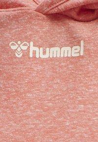 Hummel - Hoodie - sugar coral melange - 7