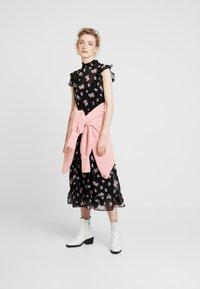 Levete Room - CLAUDIA - Maxi dress - black - 1