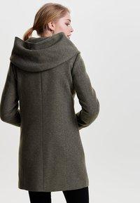 ONLY - ONLSEDONA - Abrigo corto - grey - 2