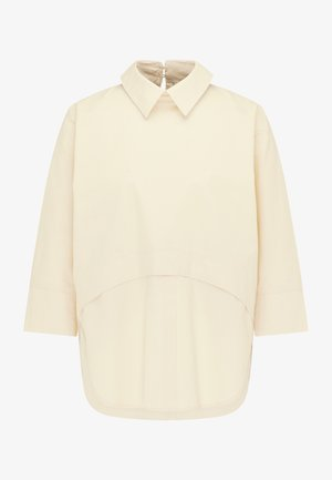 Camiseta de manga larga - beige