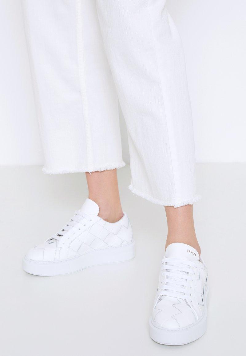 Copenhagen - CPH421 - Sneakers laag - white