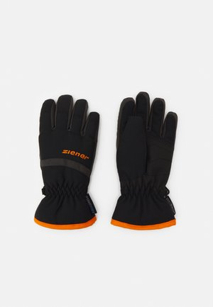 LEJANO GLOVE JUNIOR UNISEX - Palčáky - black/graphite