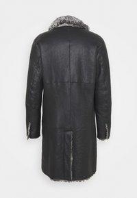 Emporio Armani - Classic coat - grey - 1