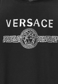 Versace - TUTA SET - Verryttelypuku - denim nero /bianco - 3