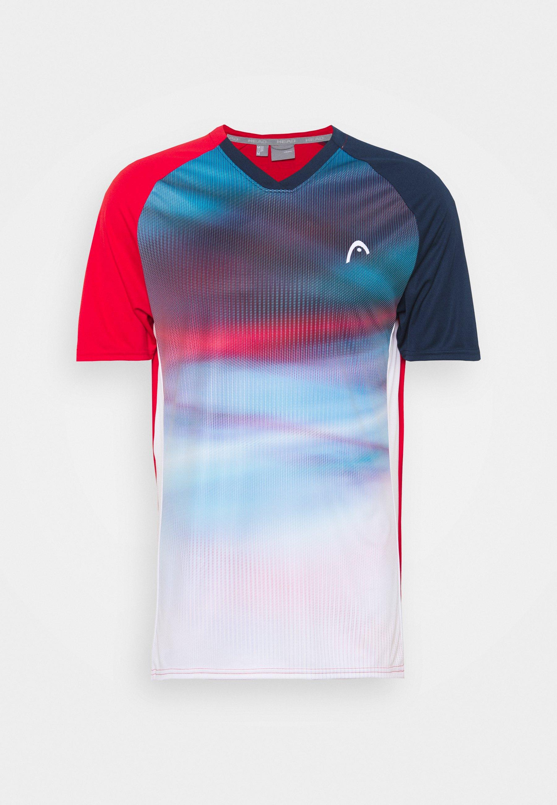 Men STRIKER - Print T-shirt