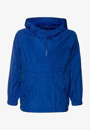 UNISEX  ANORAK - Lehká bunda - admiral blue