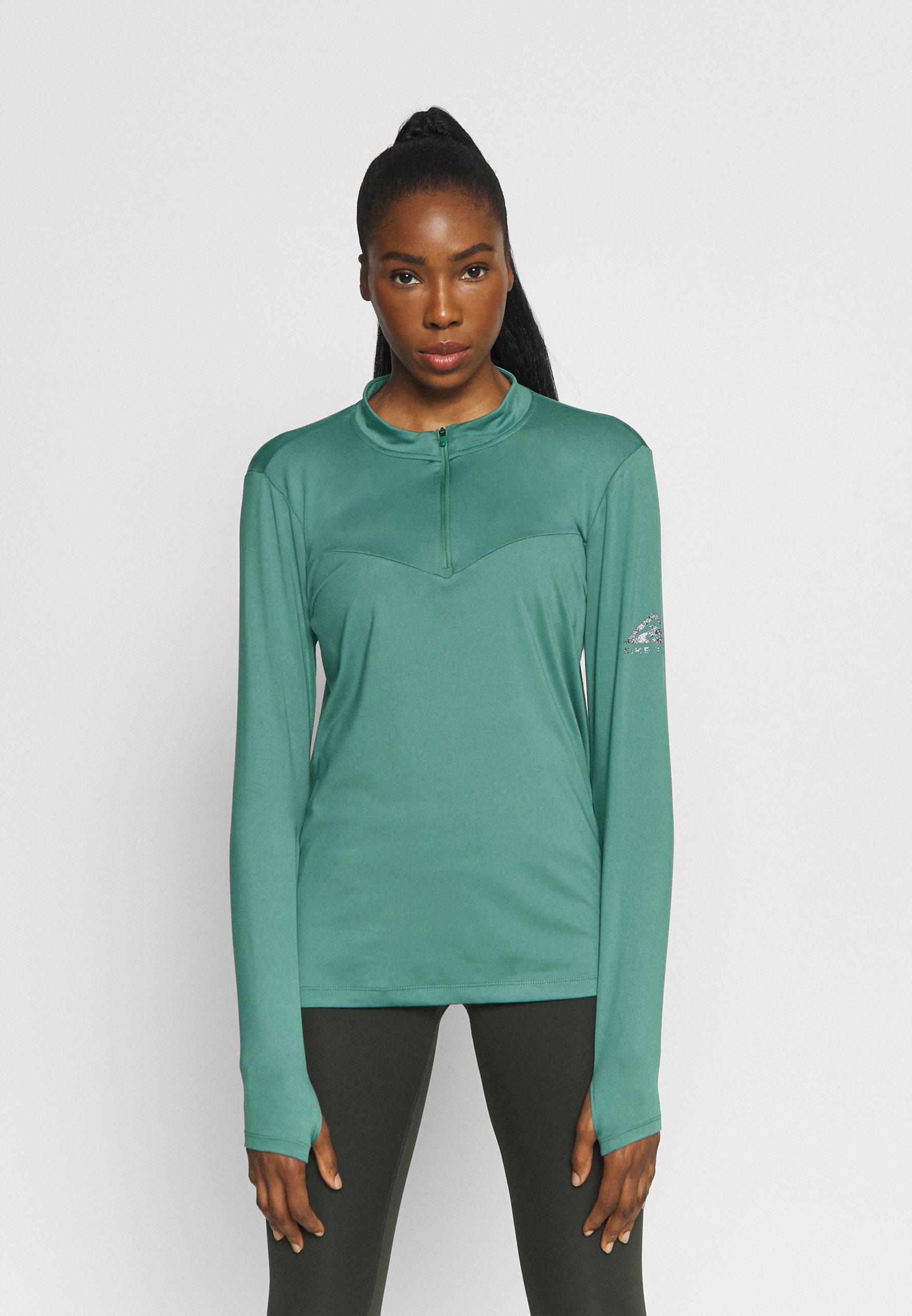 Donna ELEMENT TRAIL MIDLAYER - T-shirt sportiva