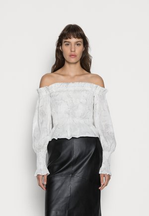 LARA DOVER - Blouse - white