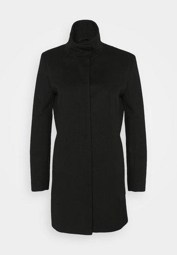 MALU - Cappotto classico - black