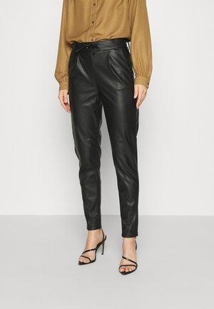 ONLPOPTRASH PANT - Pantalon classique - black