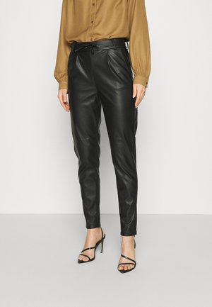 ONLPOPTRASH PANT - Bukse - black