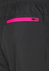 K-SWISS - HYPERCOURT WARM UP PANT - Kalhoty - black beauty - 3