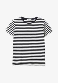 Stradivarius - T-shirts print - black - 4