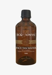 Eco by Sonya - FACE TAN WATER - Self tan - - - 0