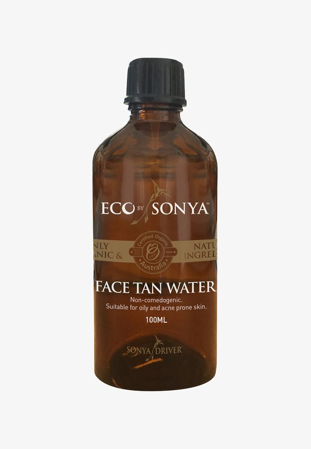 FACE TAN WATER - Autobronzant - -