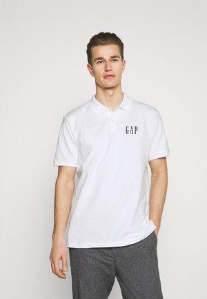 LOGO - Polo shirt - optic white