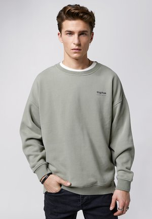 ADRIEL - Sweatshirt - pepper mint