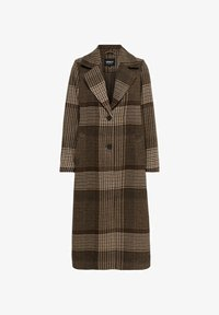 ONLY - Classic coat - chicory coffee - 4