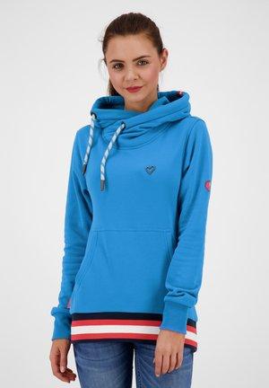 Sweatshirt - cobalt
