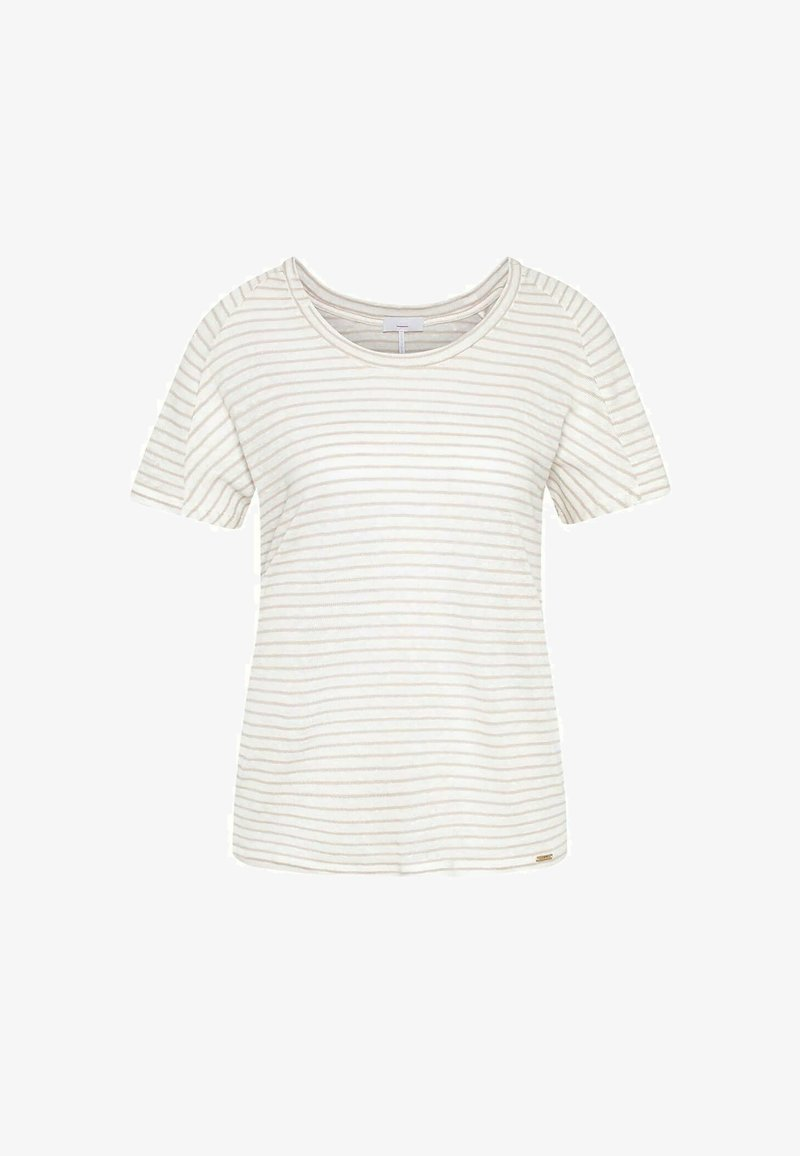 Cinque - Print T-shirt - sand