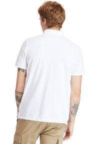 Timberland - MILLERS RIVER - Polo shirt - white - 2