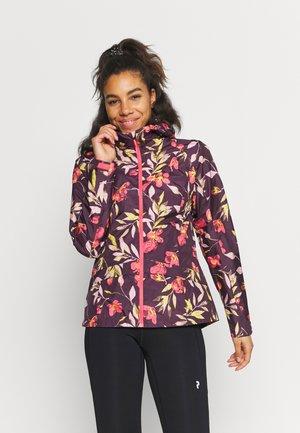 BIGELOW - Hardshell jacket - pink