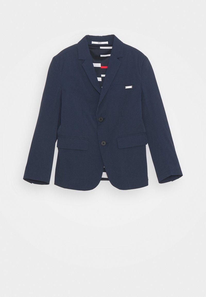 BOSS Kidswear - SUIT JACKET - Blazer jacket - navy