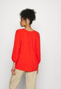 Esprit - BLOUSE - Blouse - orange red - 2