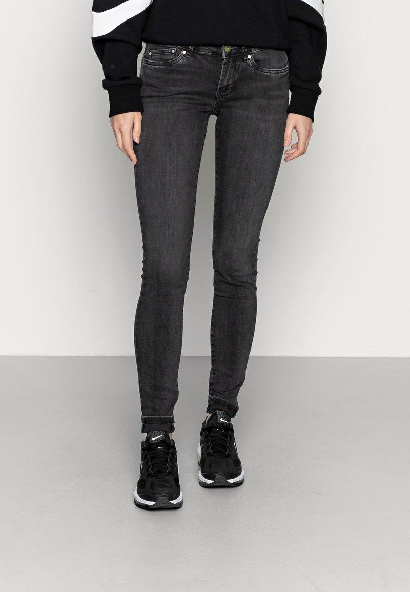 Pepe Jeans - PIXIE - Jeans Skinny Fit - black