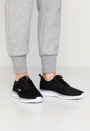 K-RUN NEO - Sneakers - jet black/silver