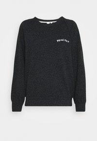 GAP - CREW - Sweatshirt - charcoal - 0