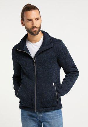 Light jacket - dunkemarine melange