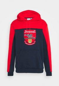 adidas Originals - Sweatshirt - red/collegiate navy - 5