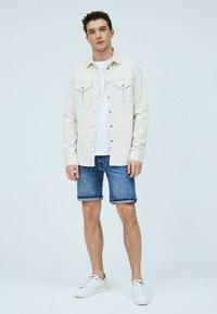 Pepe Jeans - CANE - Denim shorts - blue - 1