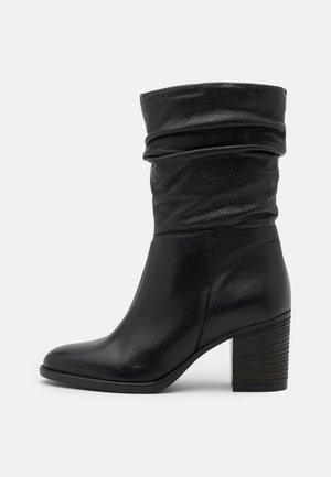 ROSA - Stivali alti - black