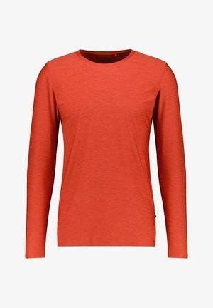 KAJAANI M - Long sleeved top - bordeaux