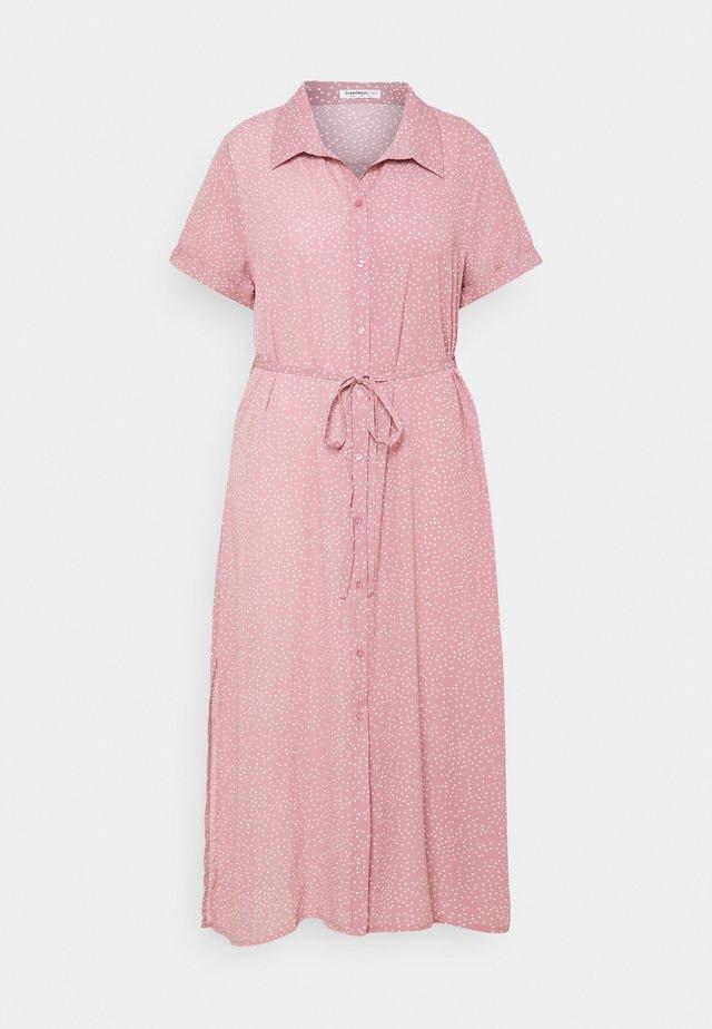 DRESS - Shirt dress - rosa