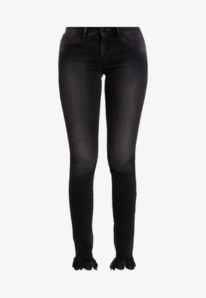 SPRAY - Jeans Skinny Fit - black blue
