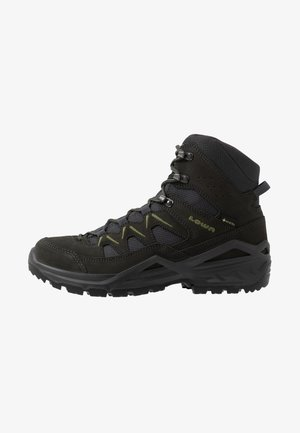 SIRKOS EVO GTX MID - Hiking shoes - anthrazit