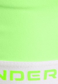 Under Armour - CROSSBACK LOW - Reggiseno sportivo con sostegno leggero - summer lime - 7