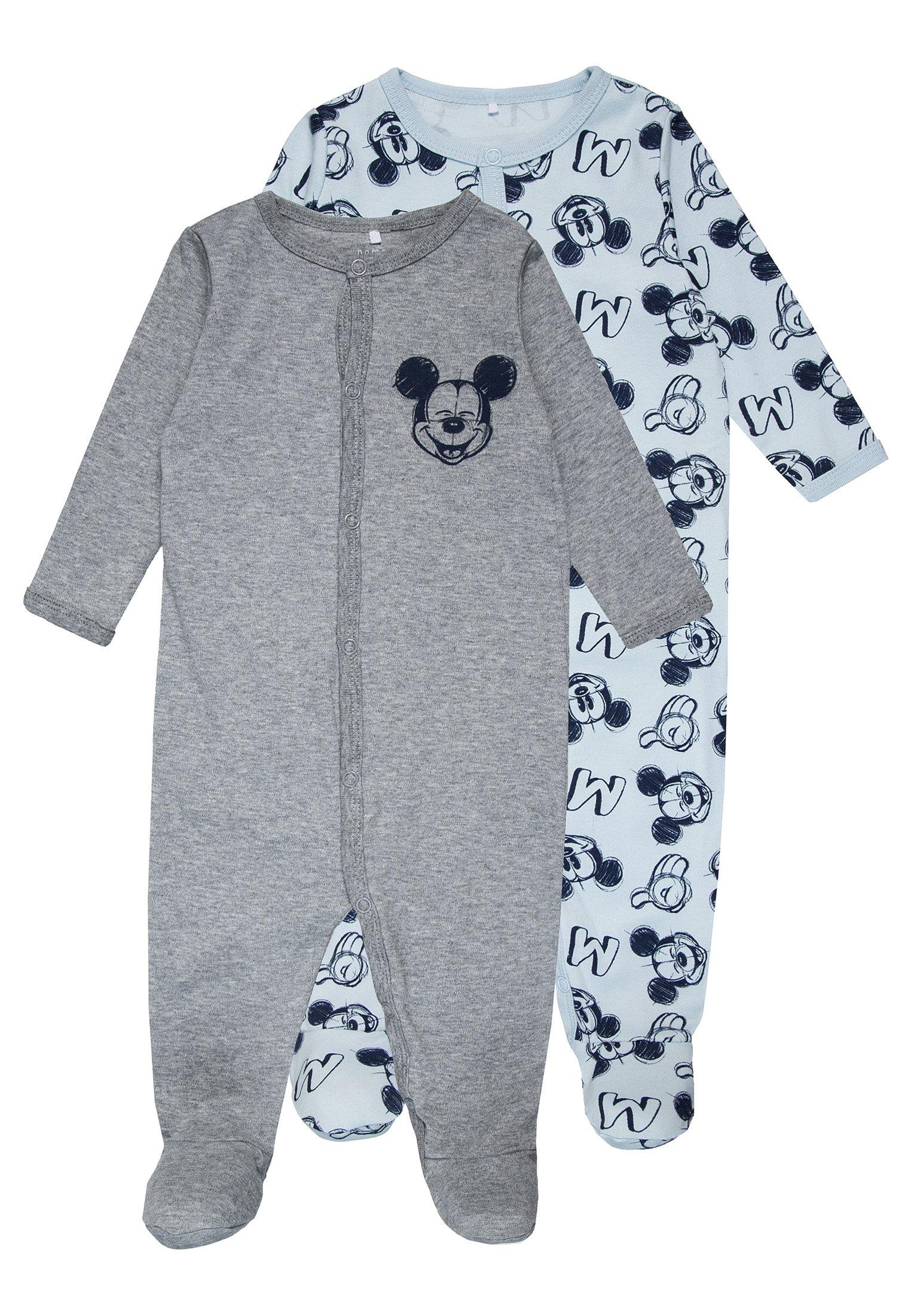 Kinder NBMMICKEY BERT NIGHTSUIT BABY 2 PACK - Pyjama