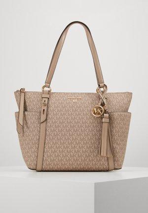 SEMI LUX - Handbag - truffle