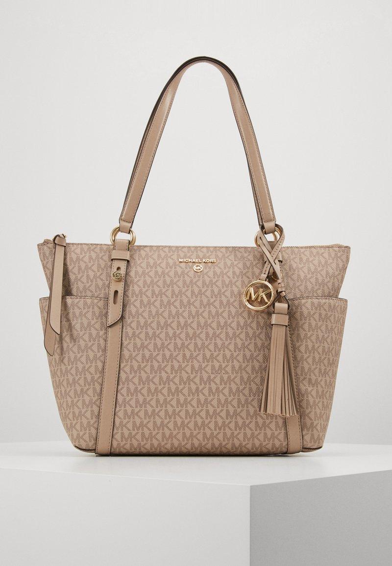 MICHAEL Michael Kors - SEMI LUX - Handbag - truffle