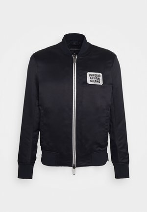 Bomber Jacket - blue