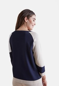 Elena Mirò - Sweatshirt - blu - 2