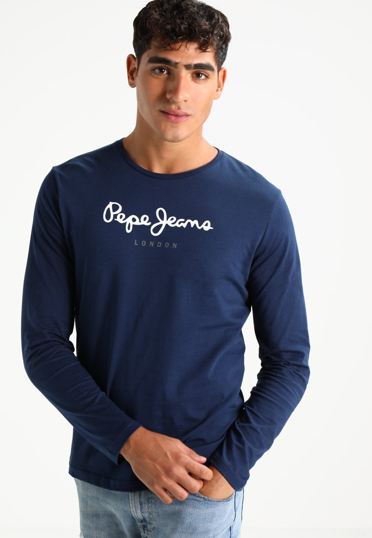 Uomo EGGO LONG - Maglietta a manica lunga