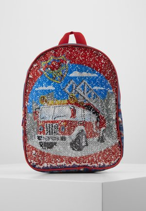 FABRIZIO REVERSIBLE MERMAIDSEQUIN KIDS BACKPACK - Ryggsäck - navy blue