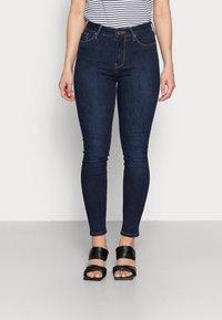 Tommy Hilfiger - Jeans Skinny Fit - dark-blue denim - 0