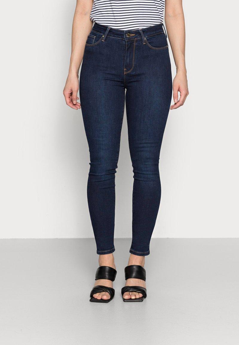 Tommy Hilfiger - Jeans Skinny Fit - dark-blue denim