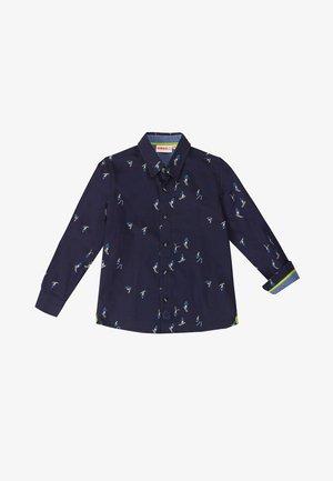 LONG SLEEVES - Košile - azul marino